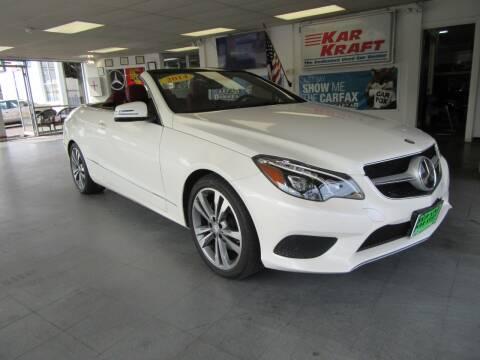 2014 Mercedes-Benz E-Class for sale at Kar Kraft in Gilford NH
