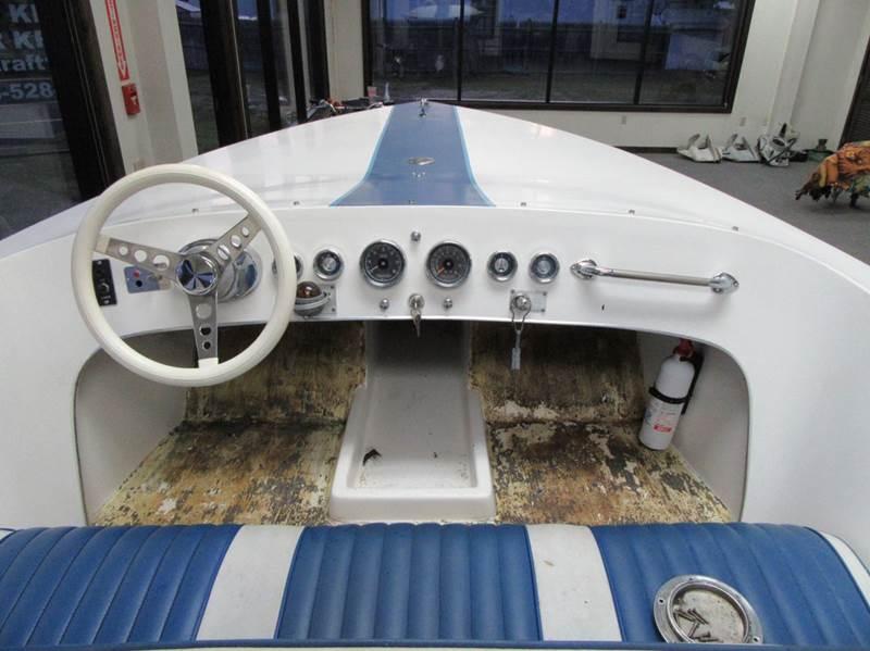 1972 DONZI X-18 X-18 - Gilford NH