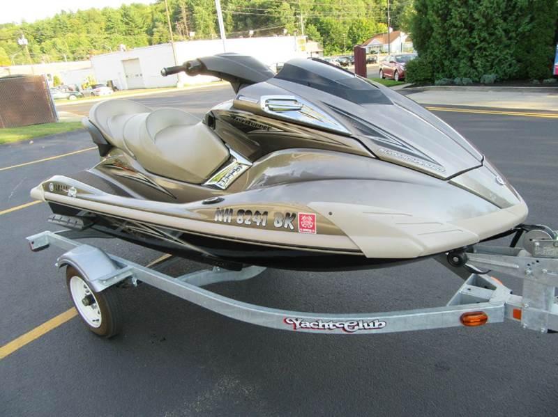 2009 Yamaha FX Cruiser SHO  - Gilford NH