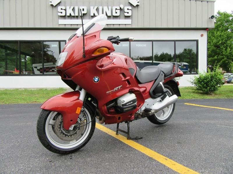 1996 BMW RT1100/RT  - Gilford NH