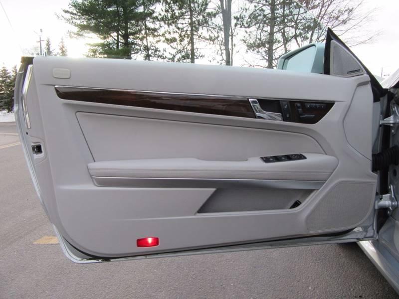 2011 Mercedes-Benz E-Class E 550 2dr Convertible - Gilford NH
