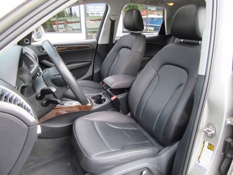 2015 Audi Q5 AWD 2.0T quattro Premium Plus 4dr SUV - Gilford NH