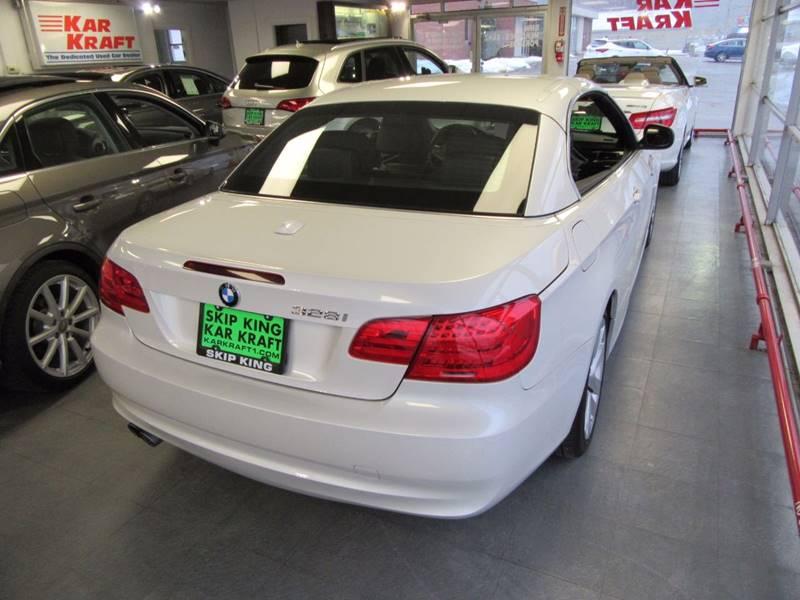 2013 BMW 3 Series 328i 2dr Convertible - Gilford NH