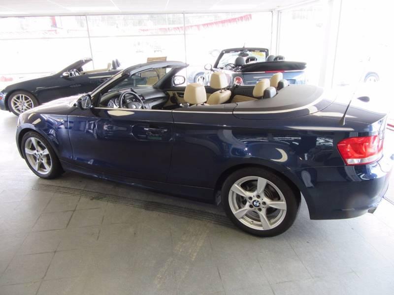 2013 BMW 1 Series 128i 2dr Convertible - Gilford NH