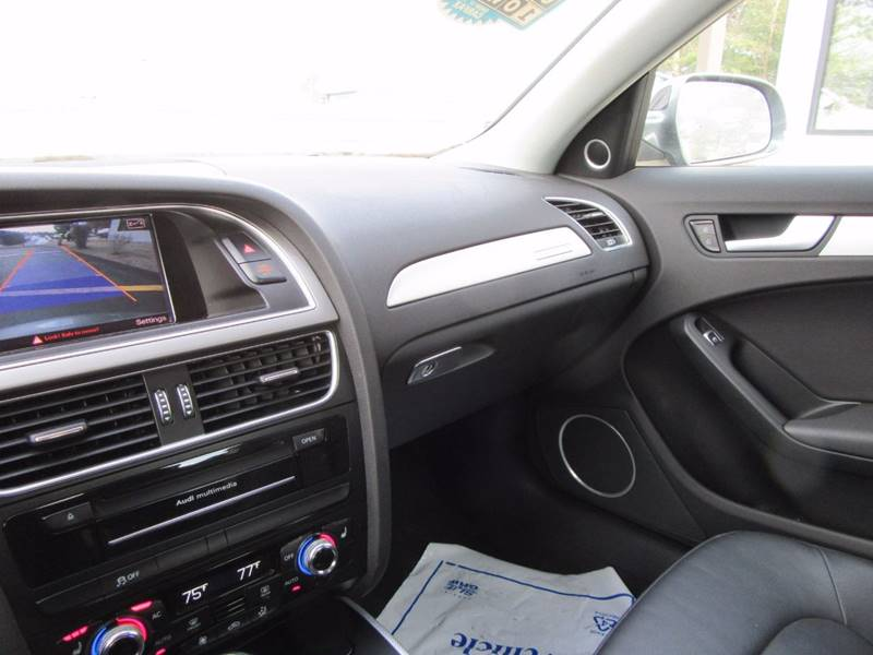 2013 Audi A4 AWD 2.0T quattro Prestige 4dr Sedan 6M - Gilford NH