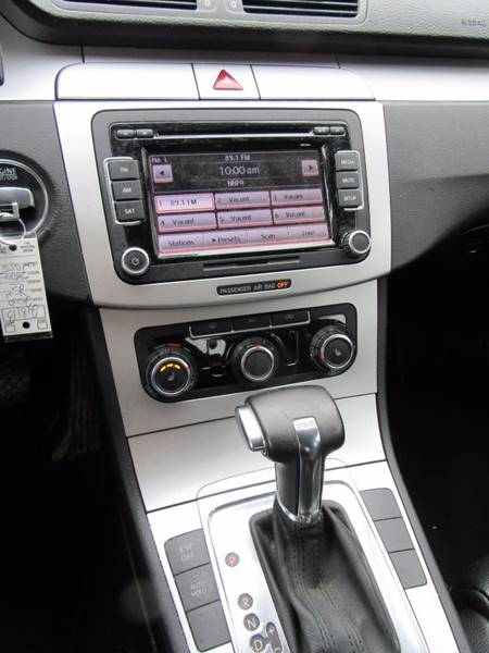 2010 Volkswagen CC Sport 4dr Sedan 6A (ends 10/09) - Gilford NH