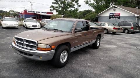 2000 Dodge Dakota for sale in Lakeland, FL