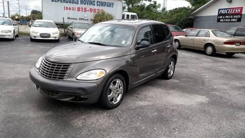 2001 Chrysler PT Cruiser for sale in Lakeland, FL