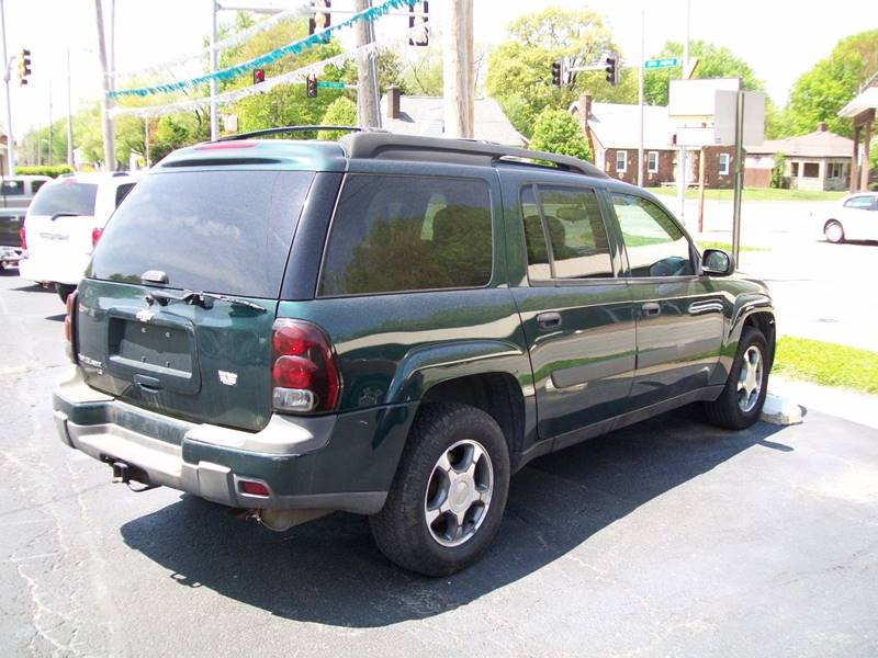 2005 Chevrolet TrailBlazer EXT LS 4WD 4dr SUV - Rock Island IL
