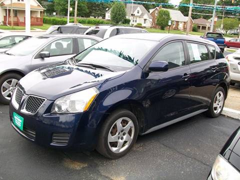 2010 Pontiac Vibe for sale in Rock Island, IL