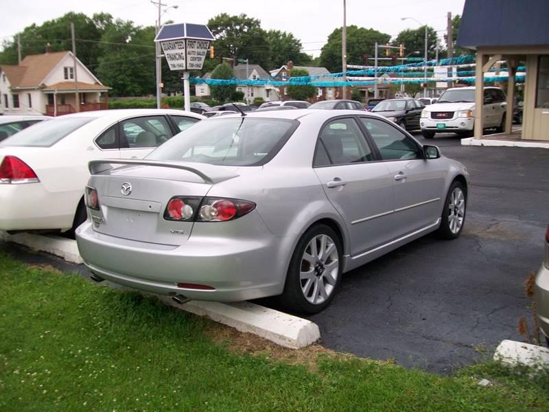2007 Mazda MAZDA6 s Touring 4dr Sedan (3L V6 5M) - Rock Island IL
