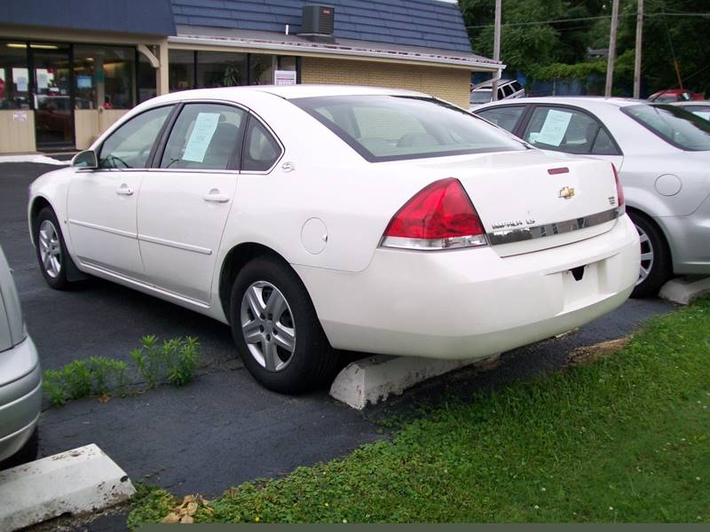 2008 Chevrolet Impala LS 4dr Sedan - Rock Island IL