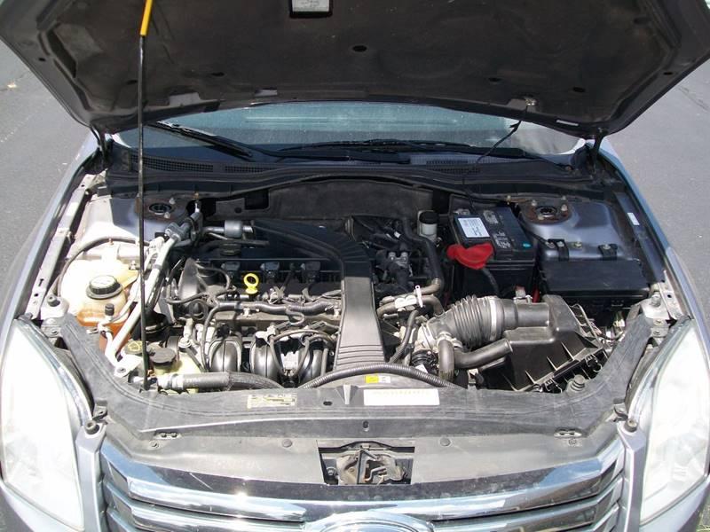2007 Ford Fusion I-4 SE 4dr Sedan - Rock Island IL