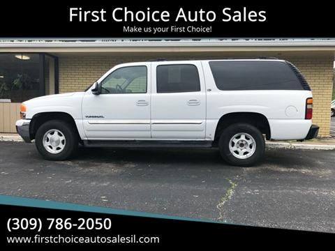 2006 GMC Yukon XL for sale in Rock Island, IL