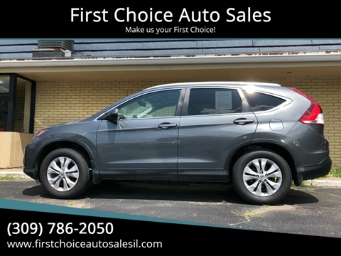 First Choice Auto Sales – Car Dealer in Rock Island, IL