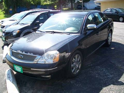2007 Ford Five Hundred for sale in Rock Island, IL