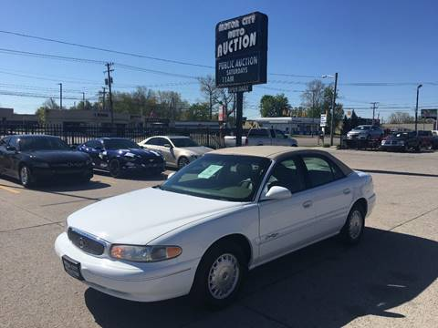 1999 Buick Century for sale in Fraser, MI