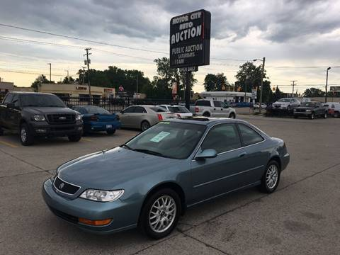 1999 Acura CL for sale in Fraser, MI