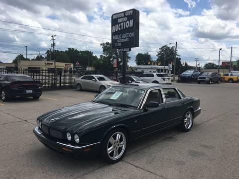 1998 Jaguar XJR for sale in Fraser, MI