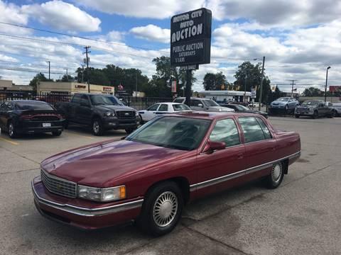 1994 Cadillac DeVille for sale in Fraser, MI