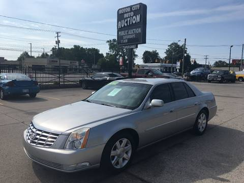 2006 Cadillac DTS for sale in Fraser, MI