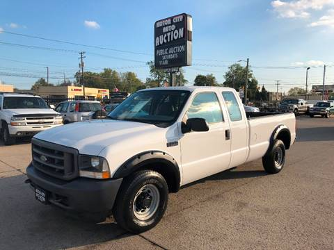 2003 Ford F-250 Super Duty for sale in Fraser, MI