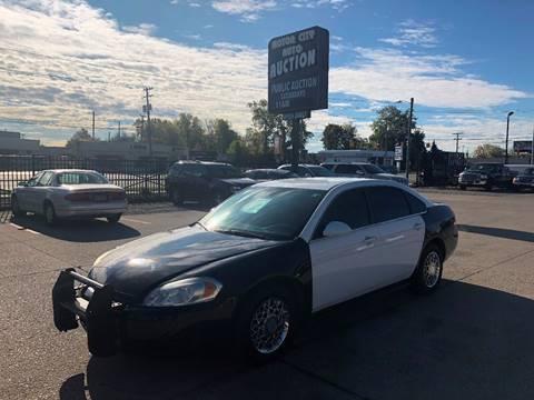 2011 Chevrolet Impala for sale in Fraser, MI