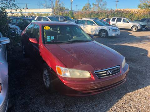2000 Toyota Camry for sale in Fraser, MI