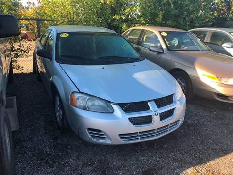 2006 Dodge Stratus for sale in Fraser, MI