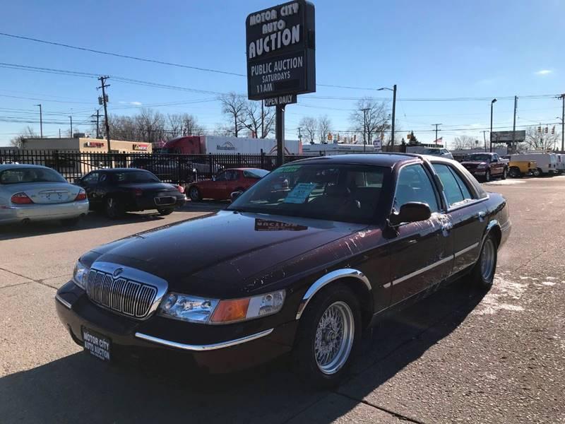 Motor City Auto Auction Used Cars Fraser Mi Dealer