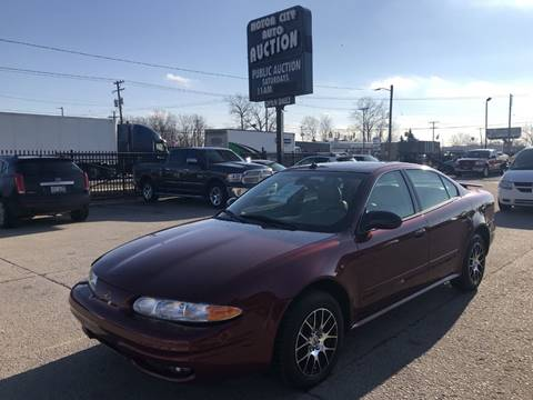 2003 Oldsmobile Alero for sale in Fraser, MI
