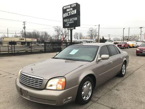 Motor City Auto Auction >> Motor City Auto Auction Fraser Mi Inventory Listings