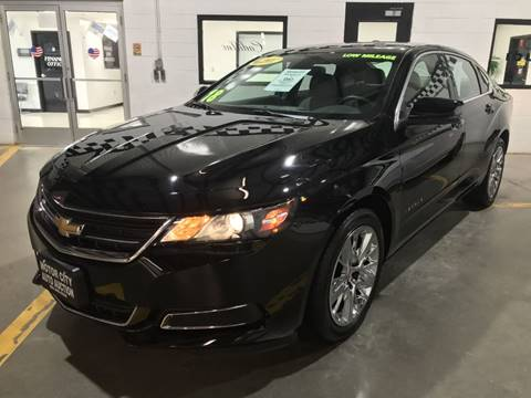 2018 Chevrolet Impala for sale in Fraser, MI