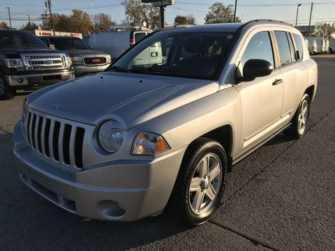 2010 Jeep Compass for sale in Fraser, MI