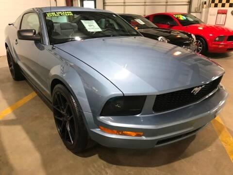 2008 Ford Mustang V6 >> 2008 Ford Mustang For Sale In Fraser Mi