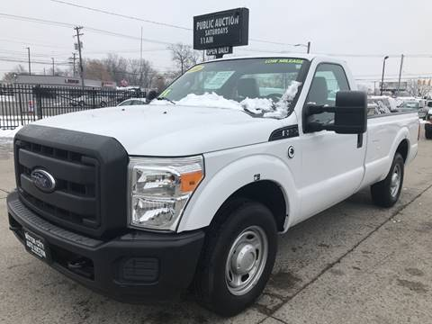 2013 Ford F-250 Super Duty for sale at Motor City Auto Auction in Fraser MI