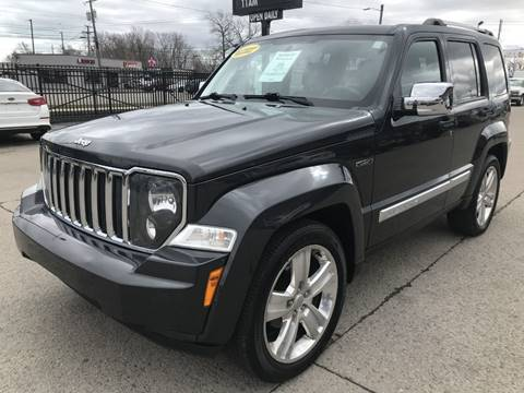 2011 Jeep Liberty Sport Jet for sale at Motor City Auto Auction in Fraser MI