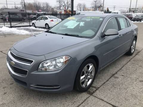 2009 Chevrolet Malibu LT1 for sale at Motor City Auto Auction in Fraser MI