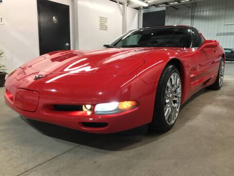 2001 Chevrolet Corvette for sale at Motor City Auto Auction in Fraser MI