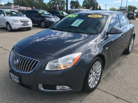 2011 Buick Regal for sale at Motor City Auto Auction in Fraser MI