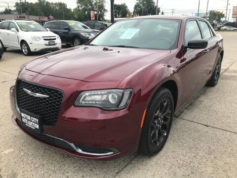 2019 Chrysler 300 for sale at Motor City Auto Auction in Fraser MI