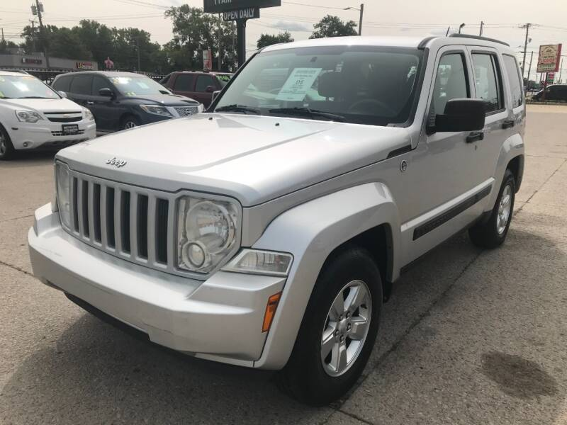 2012 Jeep Liberty for sale at Motor City Auto Auction in Fraser MI