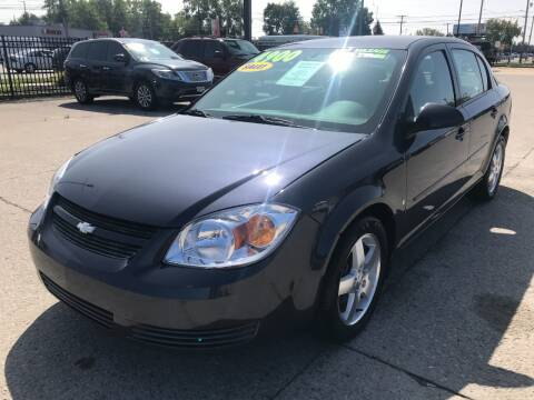 2009 Chevrolet Cobalt for sale at Motor City Auto Auction in Fraser MI