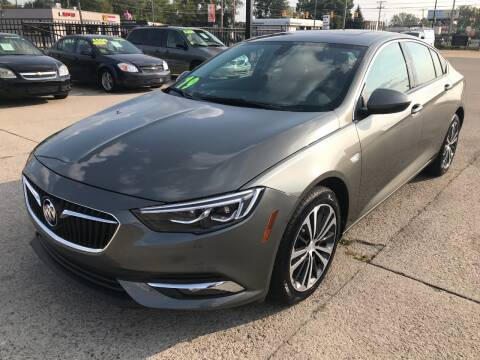 2019 Buick Regal Sportback for sale at Motor City Auto Auction in Fraser MI