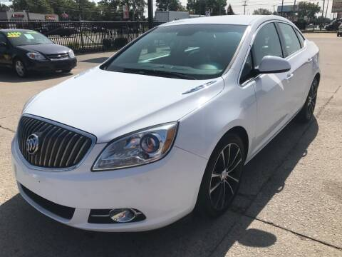 2017 Buick Verano for sale at Motor City Auto Auction in Fraser MI