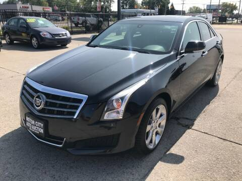 2013 Cadillac ATS for sale at Motor City Auto Auction in Fraser MI