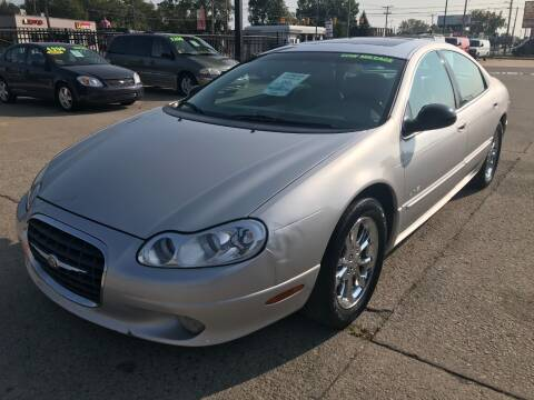 2001 Chrysler LHS for sale at Motor City Auto Auction in Fraser MI