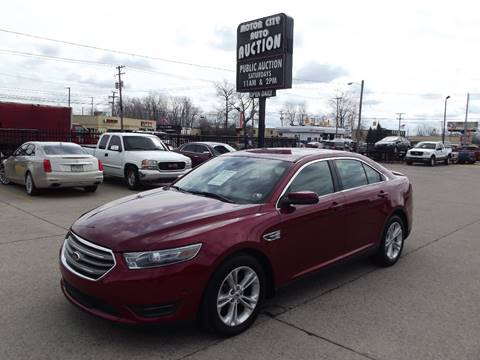 2014 Ford Taurus for sale in Fraser, MI