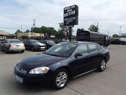 2010 Chevrolet Impala for sale in Fraser, MI