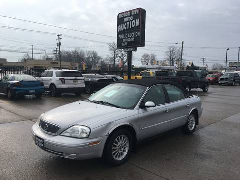 2003 Mercury Sable for sale in Fraser, MI